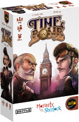 Timebomb : Sherlock vs. Moriarty